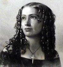 Cora L.V. Tappan, circa 1857. (WikiCommons)