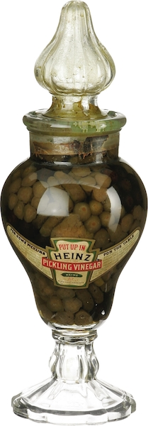 Mantique-edit_Unusual Heinz Display Jar with Original Product