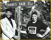 """DiAna's Hair Ego"" was directed by Ellen Spiro of DIVA TV."