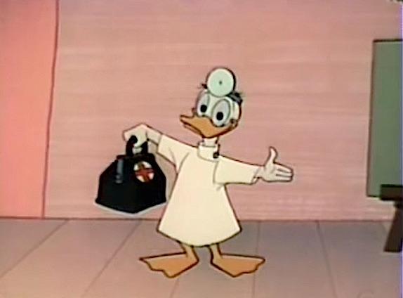 Daffy duck oral sex