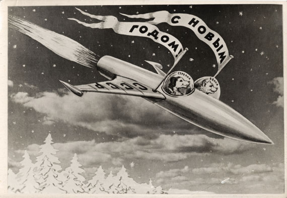 Laika and Her Comrades: The Soviet Space Dogs Who Took ...