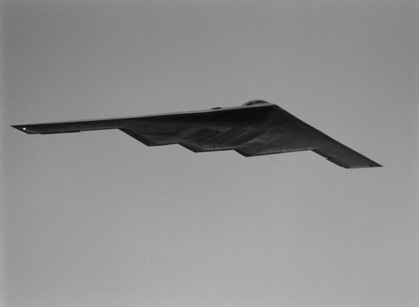 B-2 in flight