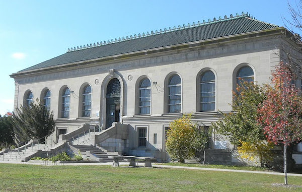 Like a lot of community libraries across the United States, Knight Memorial in Providence, Rhode Island, is increasingly reliant on the efforts of volunteers to fill gaps in government support.