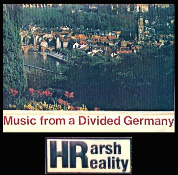 "As HalTapes, McGee's has uploaded a 1989 Harsh Reality Music tape compilation, ""Music from a Divided Germany,"" to his Cassette Art Classics page on Bandcamp. (Listen at Cassette Art Classics)"