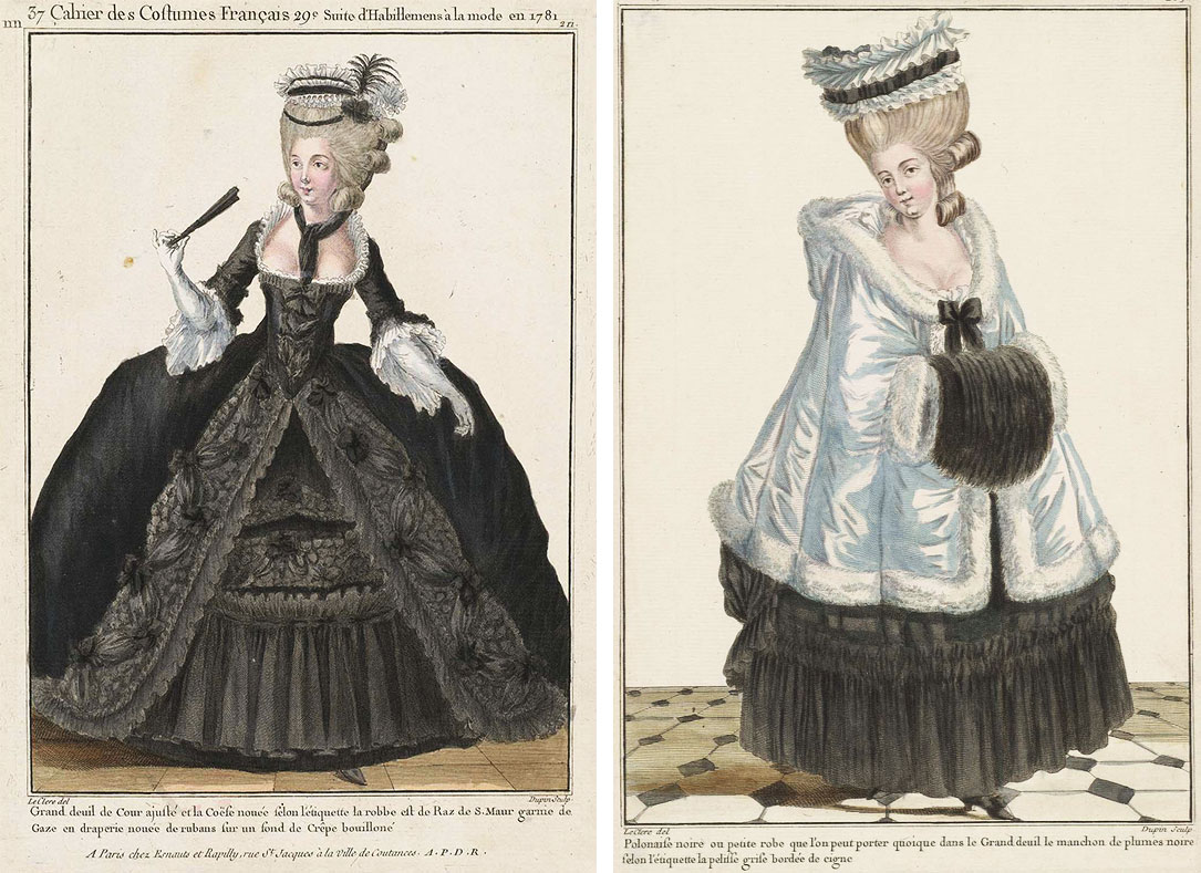 Left a u003ca hrefu003d //.mfa. & Fashion to Die For: Did an Addiction to Fads Lead Marie Antoinette ...