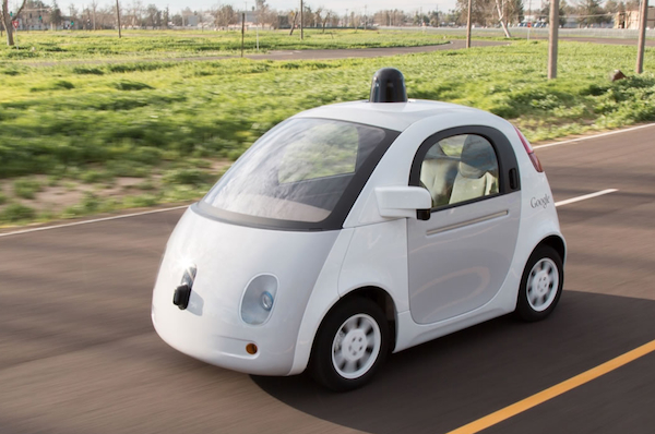 Google's driverless car will probably not be ready for years, but the technology that keeps it from crashing  is already being used in new conventional vehicles.
