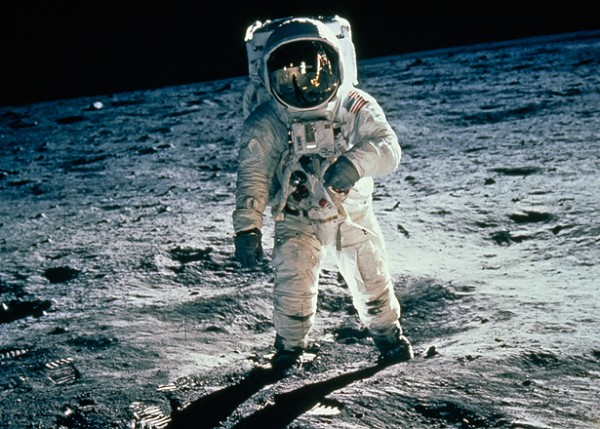 On July 20, 1969, Neil Armstrong and Buzz Aldrin walked on the moon.