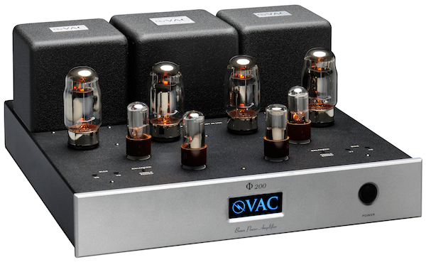 The smallest tube amp VAC makes has eight vacuum tubes, which wear out at different rates.