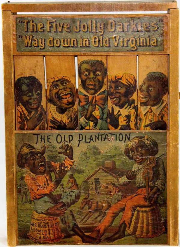 racist porn from the 70s