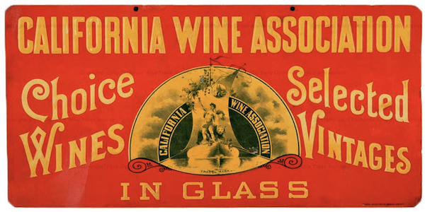 To combat the fraud that occurred when its wine was shipped out of state in barrels and pipes, which could be blended before bottling, the C.W.A. promoted the practice of shipping its wine in bottles.
