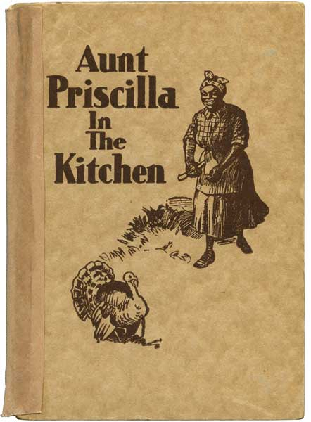 "A white secretary named Eleanor Purcell posed as a mammy named Aunt Priscilla, who had a 1920s cooking column in ""The Baltimore Sun."" (From ""The Jemima Code"")"