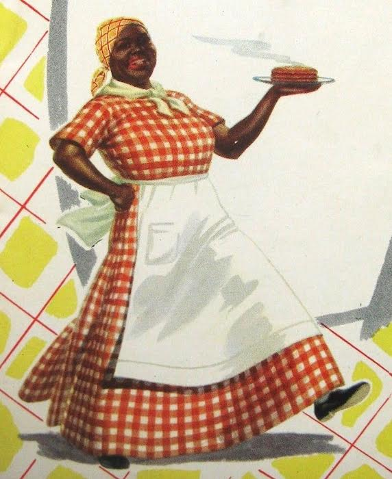 Retro Woman In Kitchen: Out Of The Shadow Of Aunt Jemima: The Real Black Chefs Who