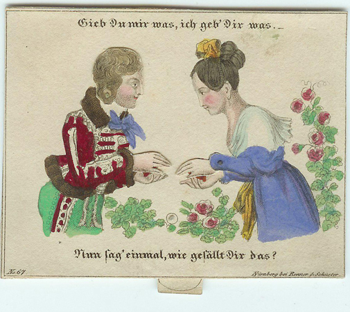 vd_rosin_Biedermeier couple A -show me what is in your hand_ss
