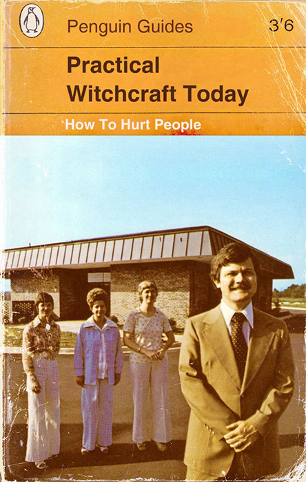 In addition to the threats of modernity, Scarfolk's citizens are also obsessed with the paranormal.