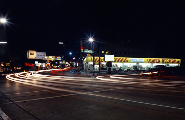 For more than 30 years, Tower Records was one of the most prominent landmarks on the Sunset Strip in Los Angeles.