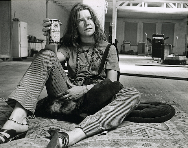 Behind The Scenes With Janis Joplin And Big Brother