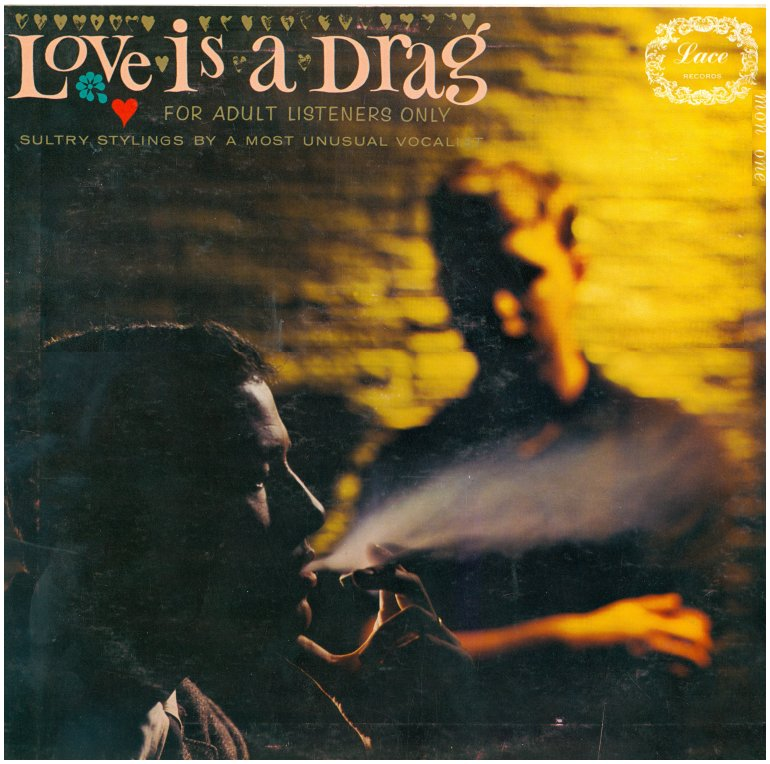 love is a drag LP large