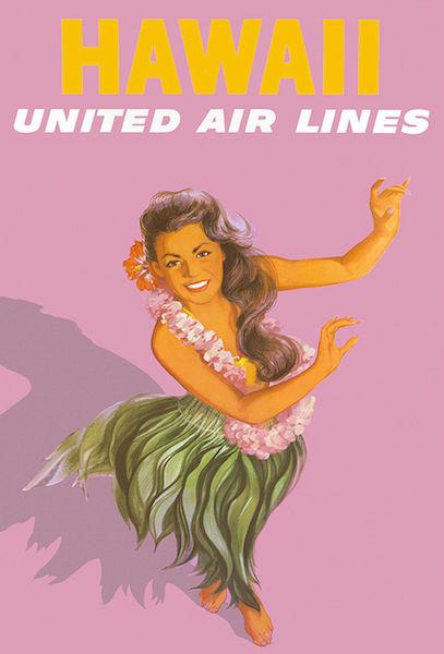 hula_anglicizedhulagila_unitedairlines_poster