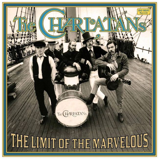 "In 2016, Big Beat Records released a vinyl compilation of Charlatans songs recorded between 1965 and 1968 as ""The Limit of the Marvelous."""