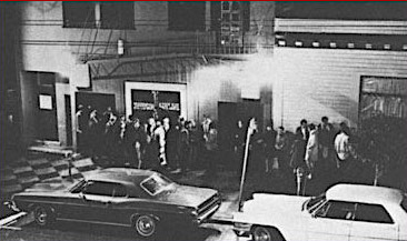 The Matrix was a hit from the day it opened on August 13, 1965.