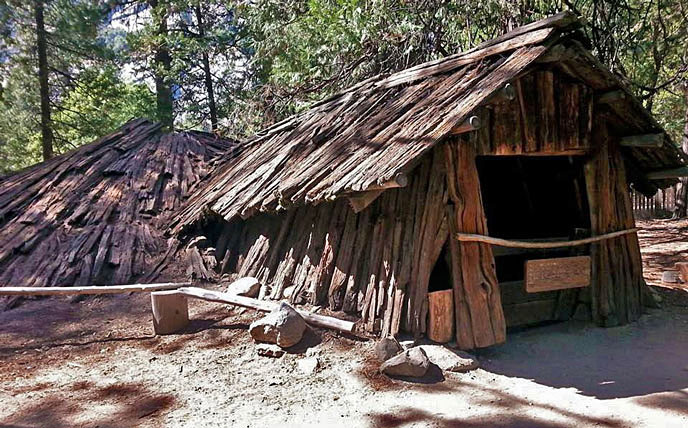 "The ceremonial roundhouse at the Yosemite Museum's reconstructed Indian Village dates from 1992. Via the <a href=""https://www.nps.gov/yose/learn/historyculture/indian-village-of-the-ahwahnee.htm"" target=""_blank"">National Park Service</a>."