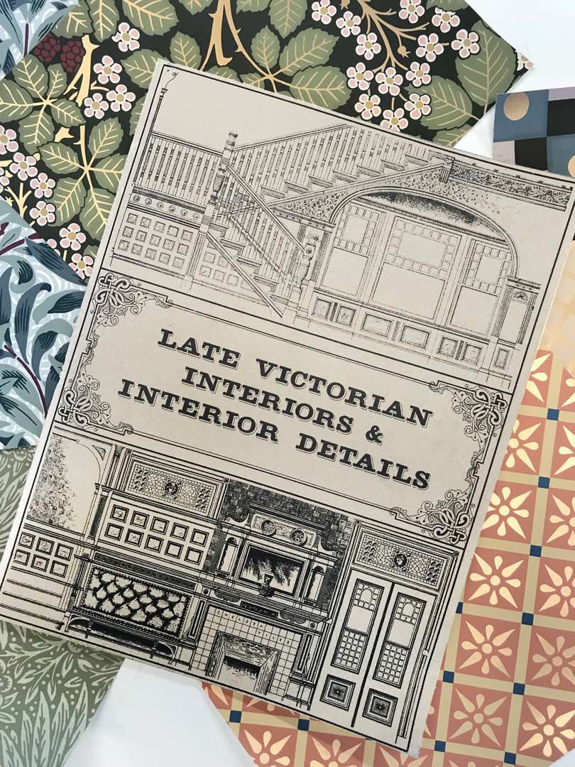"Both Bruce Bradbury and Steve Bauer were fans of books published by John and Judy Freeman of the American Life Foundation, including ""Late Victorian Interiors & Interior Details"" by William B. Tuthill, who designed Carnegie Hall."