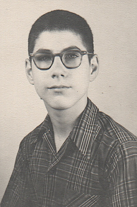 David Singer, circa 1950s, Quakertown, Pennsylvania.