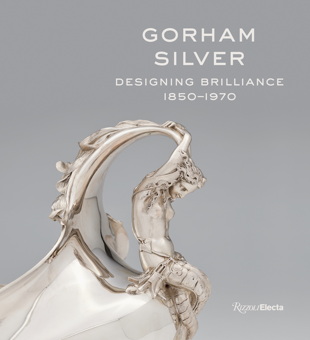 Gorham Silver: Designing Brilliance 1850-1970 is now available from Rizzoli.