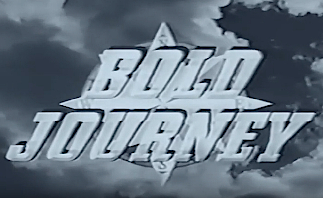 "A TV show in the late 1950s called ""Bold Journey"" was the spark that ignited Alan Olson's interest in sailing and the sea."