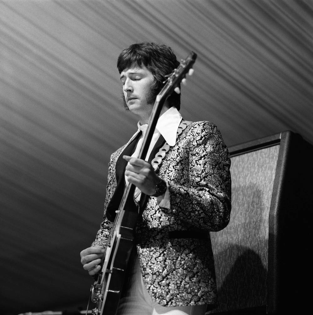 The Sixth National Jazz & Blues Festival was held in Windsor from July 29-31, 1966, with production help from Ricky-Tick. Among the performers were Eric Clapton and Cream. Photo by David Redfern/Redferns.