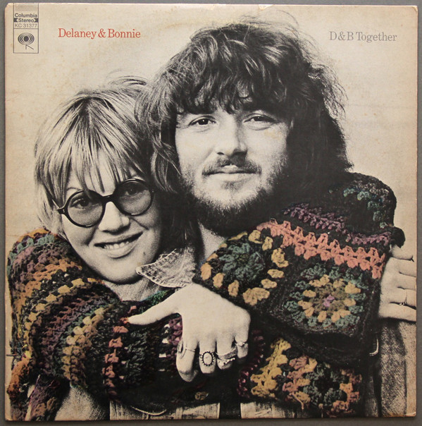 The Clapton jacket made its last public appearance, again on Bonnie Bramlett, on the cover of the last Delaney and Bonnie album, released in 1972. The jacket is the only part of the black-and-white photograph that has been hand tinted.