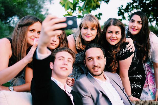 "Example of selfie. Benjamin Linh VU, ""Selfie,"" May 13, 2015."