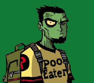PooEater