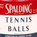 Vintage Tennis Balls